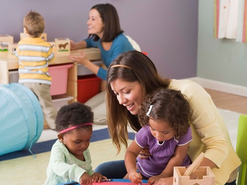 North Carolina Criminal Background Check for Child Care Workers